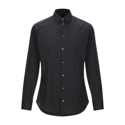 トムレベル TOM REBL シャツ ブラック 46 コットン 100% シャツ