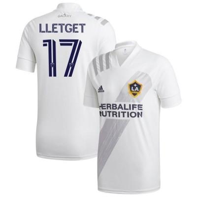 アディダス メンズ Tシャツ トップス Sebastian Lletget LA Galaxy adidas 2020 25th Season Celebration Replica Jersey