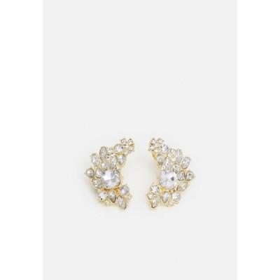 ピーシーズ ピアス&イヤリング レディース アクセサリー PCENRY EARRINGS - Earrings - gold-coloured