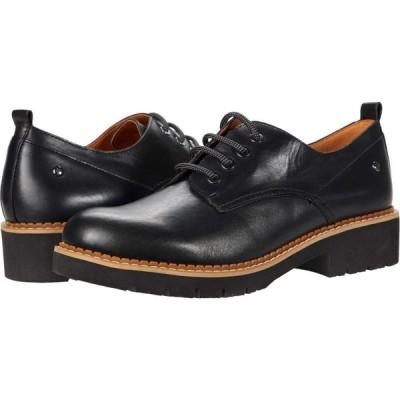 ピコリノス Pikolinos レディース シューズ・靴 Vicar W0V-4991 Black