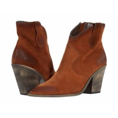 Steve Madden スティーブマデン レディース 女性用 シューズ 靴 ブーツ アンクル ショートブーツ Texan Bootie Cogac Suede【送料無料】