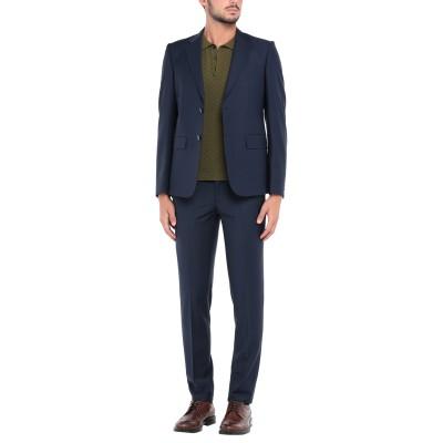 ブライアン デールズ BRIAN DALES スーツ ダークブルー 46 ウール 68% / ポリエステル 28% / ポリウレタン® 4% スーツ