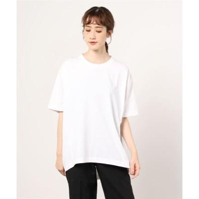 tシャツ Tシャツ ct COOL バックスリットステッチTシャツ