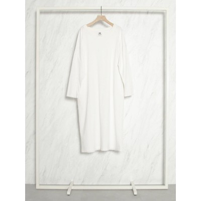 【公式】COTORICA WOMEN(コトリカ)DOUBLE COLLAR LONG SLEEVE T DRESS