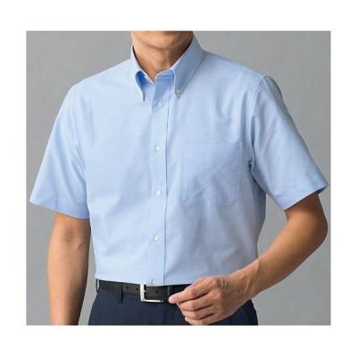 メンズファッション メンズ トップス ワイシャツ カッターシャツ 形態安定ボタンダウンYシャツ(半袖) M L LL|1535-880689