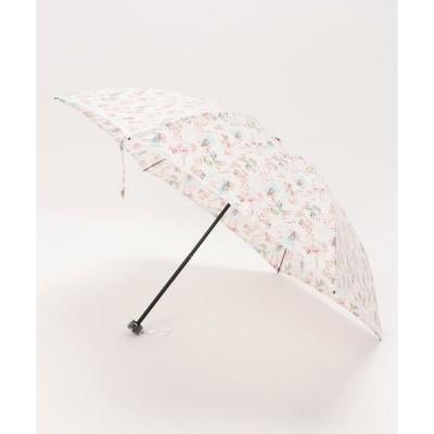 """折りたたみ傘 折りたたみ傘 """"フラワー"""""""