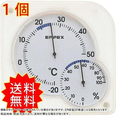 エンペックス シュクレミディ温度・湿度計 TM-5601 送料無料