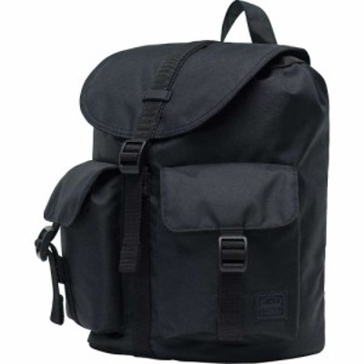 ハーシェル サプライ Herschel Supply Co レディース バックパック・リュック バッグ Dawson Small Light Backpack Black