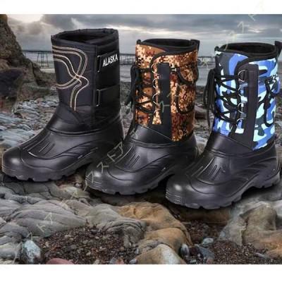 防寒ブーツスノーブーツ 防水設計 軽量 雪靴 ウィンター 防寒ブーツ メンズ 靴 ブーツ メンズ スパイク付 スノーブーツ ブーティ アウトドア ウインターブーツ