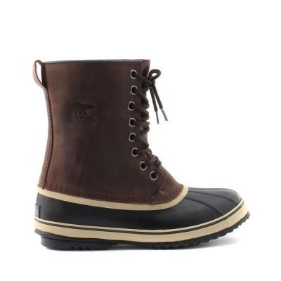 メンズ 25cm ソレル1964 プレミアムT NM2275 スノーブーツ カラー Tobaco ブラウン 防寒 ウインター ワーク ミリタリー きれいめ ブーツ