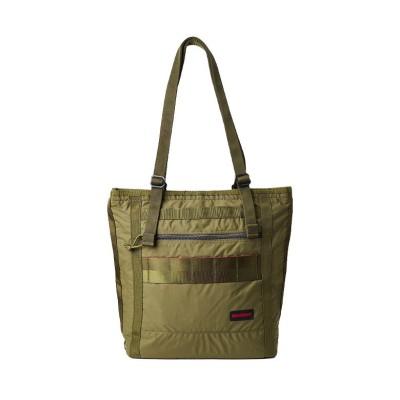 【カバンのセレクション】 ブリーフィング トート バッグ メンズ ファスナー付き トートバッグ A4 縦型 BRIEFING brm183301 ユニセックス オリーブ フリー Bag&Luggage SELECTION