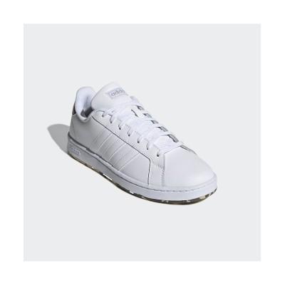 (adidas/アディダス)グランドコート / Grand Court/メンズ ホワイト