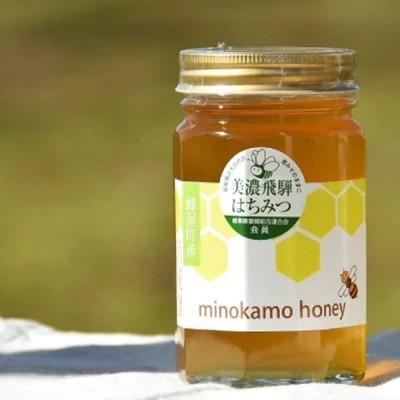 MINOKAMO HONEY 百花蜜 瓶500g 生はちみつ 100% 純粋 美濃加茂ハニー 蜂屋のはちみつ