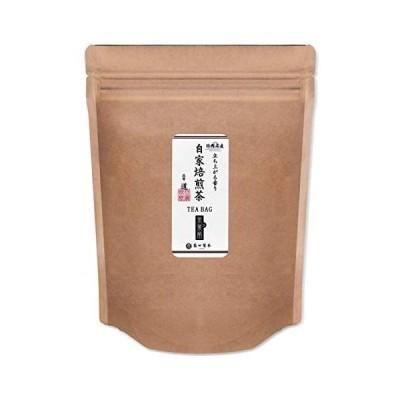 薗田製茶 自家焙煎茶 香ばしい緑茶ティーバッグ 抹茶入り 5g×60個入 やすらぎ緑茶