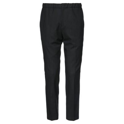 BE ABLE パンツ ブラック 33 ポリエステル 53% / バージンウール 44% / ポリウレタン 3% パンツ