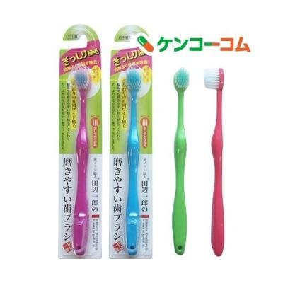 磨きやすい歯ブラシ 6列ワイドタイプ LT-29 少しやわらかめ ( 12本入 )