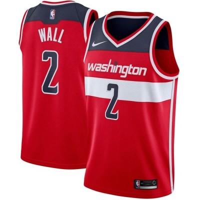 NBA #2 NIKE ジョン・ウォール ワシントン・ウィザーズ ジャージ レプリカ ユニフォーム ナイキ CD0060 657