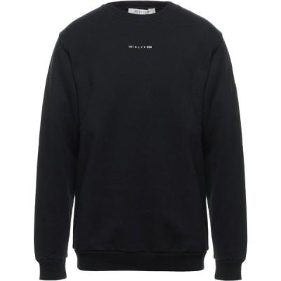 アリクス 1017 ALYX 9SM メンズ スウェット・トレーナー トップス Sweatshirt Black