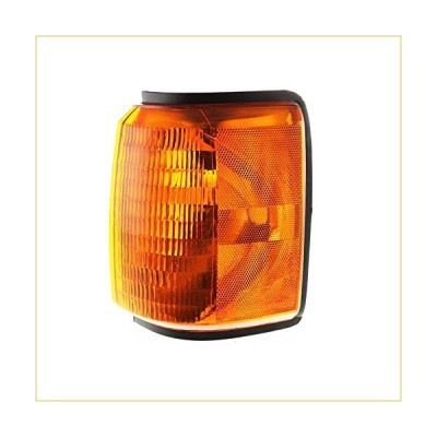Rareelectrical NEW DRIVER SIDE BACK UP LIGHT COMPATIBLE WITH FORD F-250 F-350 1987-91 FO2520107 E9TZ 13201 D E9TZ-13201-D E9TZ13201D 並行輸入品