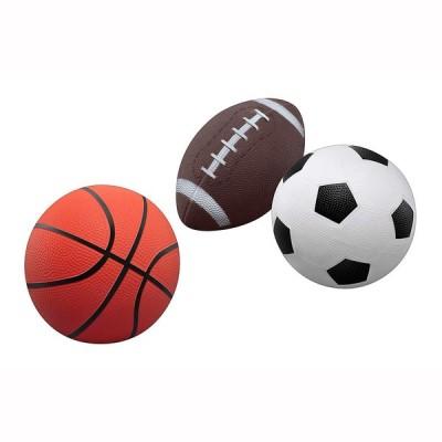 トイザらス スタッツ ミニスポーツボール 3個セット