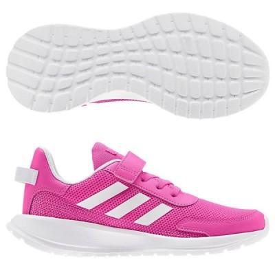 adidas(アディダス) H01047 ランニングシューズ ジュニア TENSAUR RUN EL K 21Q1