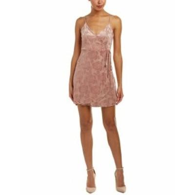 ファッション ドレス Lunik Floral Mini Dress