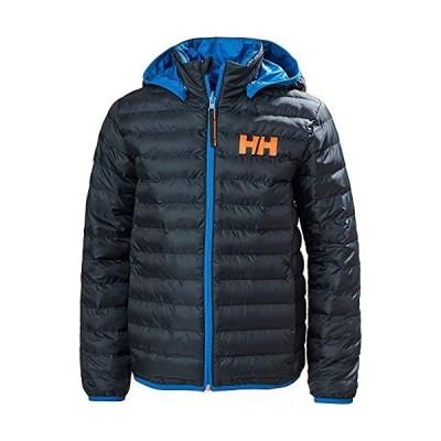 Helly Hansen Junior Infinity Insulator Jacket, 598 Navy, 16
