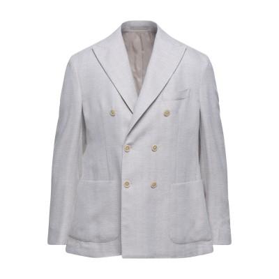 イレブンティ ELEVENTY テーラードジャケット ベージュ 52 コットン 84% / レーヨン 16% テーラードジャケット