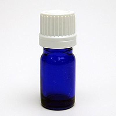 遮光ビン ブルー 5ml 遮光瓶 アロマオイル 保管 保存 詰替え 小分け メール便対応