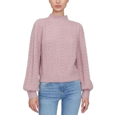 ルーシーパリ レディース ニット・セーター アウター Pom-Pom Sweater