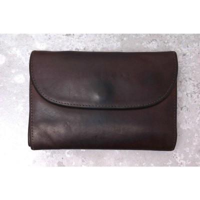 SETTLER セトラー 財布 OW-1112 3 FOLD PURSE 三つ折り フルグレインカウハイド