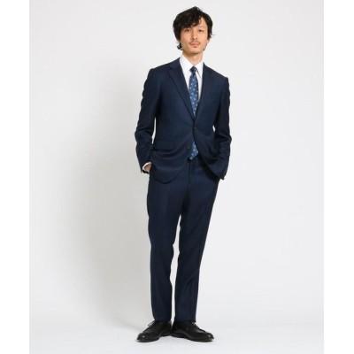 TAKEO KIKUCHI/タケオキクチ 【Sサイズ~】シャイニーシャークピンヘッド スーツ ダークネイビー(094) 02(M)