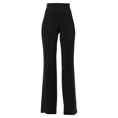 LALTRAMODA パンツ ブラック L ポリエステル 100% パンツ