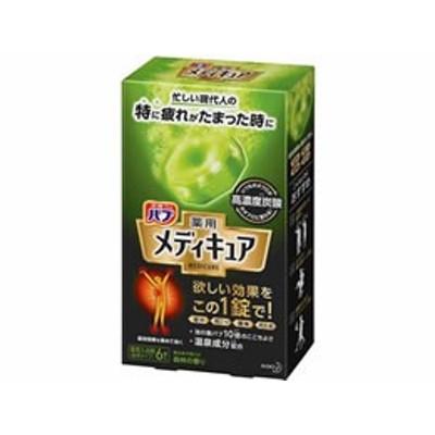 KAO/バブ メディキュア 森林の香り 6錠入