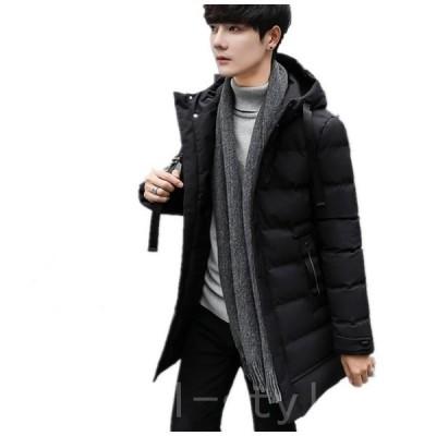 メンズ中綿コート激安中綿ジャケットビジネスジャケットフード付きトレンチコート中綿入りブルゾンジャンパー紳士服
