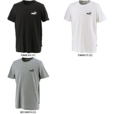 プーマ PUMA ESSスモールロゴTシャツ 589041 マルチSPハンソデTシャツ