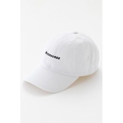 コンバース(CONVERSE)コットンローキャップ 帽子