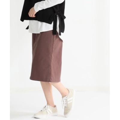 Honeys / チノミディスカート WOMEN スカート > スカート
