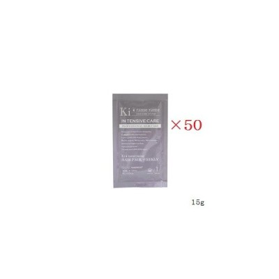 (50個セット)HAHONICO ハホニコ キラメラメ メンテケア ヘアパックウィークリー 15g