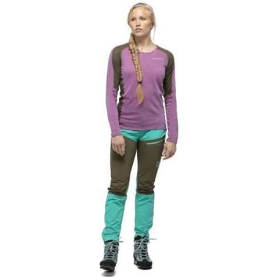 ノローナ レディース シャツ トップス Norrona Women's Bitihorn Wool Shirt