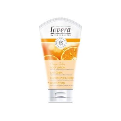 lavera/ラヴェーラ ボディスパ ボディローション オレンジフィーリング 自然派化粧品ナチュラルスタイル ボディローション