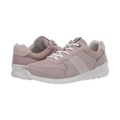 ECCO エコー レディース 女性用 シューズ 靴 スニーカー 運動靴 CS20 Sneaker - Grey Rose/Shadow White