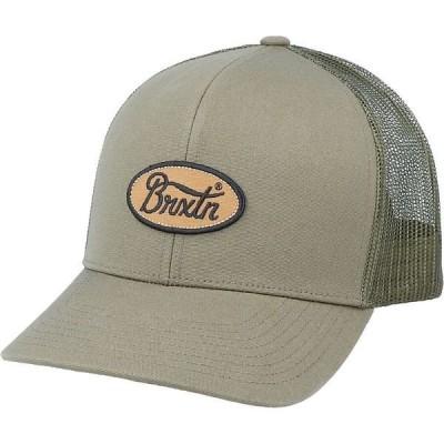 ブリクストン メンズ 帽子 アクセサリー Parsons X MP Mesh Cap