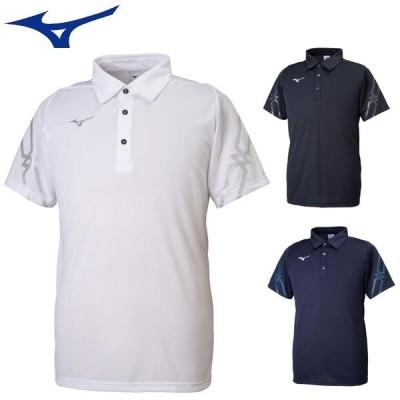 ミズノ ポロシャツ[ユニセックス]  トレーニングウェア スポーツ用品 32MA9176