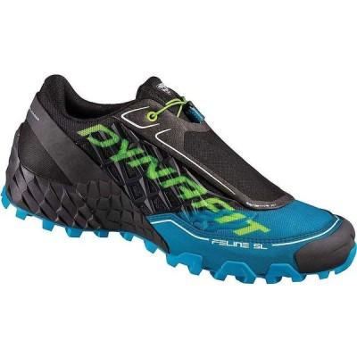 ダイナフィット Dynafit メンズ ランニング・ウォーキング シューズ・靴 Feline SL Shoe Asphalt/Methyl Blue