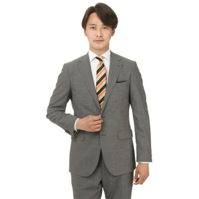 プレミアムスタイリッシュスーツ【Super110's】【ツーパンツ】