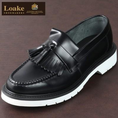 Loake England メンズ ロークイングランド タッセルローファー 革靴 ビジネス ローファー