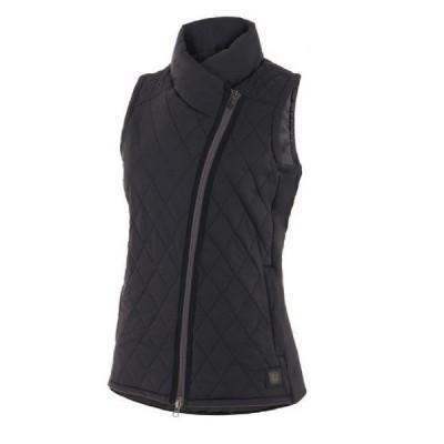 ウエスタン カウボーイ コート ジャケット アウター 防寒 海外有名ブランド Noble Outfitters Vest レディース Outerwear Warmup Hand Warmer Quilted 28005
