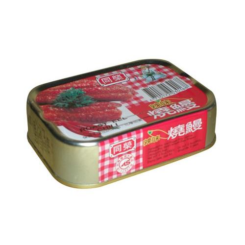 同榮辣味燒鰻(易開罐) 100g