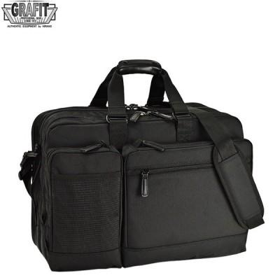 ビジネスバッグ ブリーフケース 3wayバッグ A3 ウレタン内装 #26645 グラフィット GRAFIT hira39